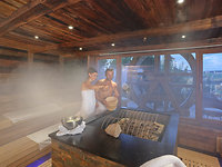 Sauna - Wellnessurlaub in Bayern